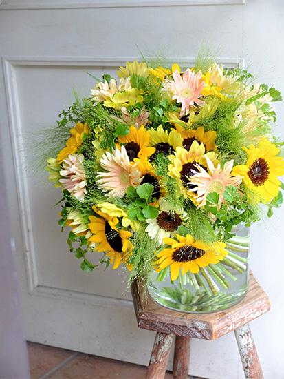 8月15日の贈り花