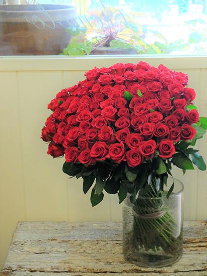 8月18日の贈り花