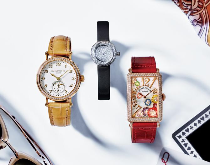 品格を叶えてくれる腕時計