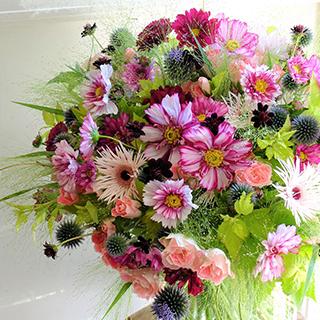 8月25日の贈り花