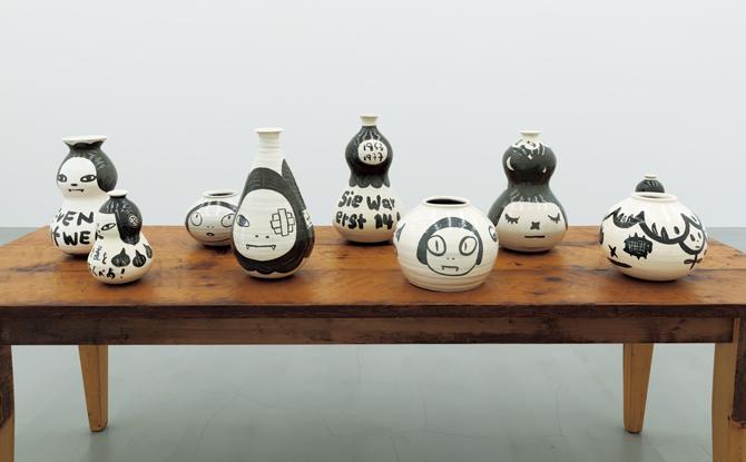 奈良美智《Ceramic Works》