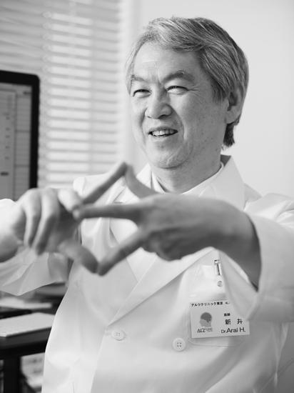 新井平伊(あらい・へいい)先生