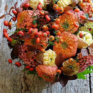 9月17日の贈り花