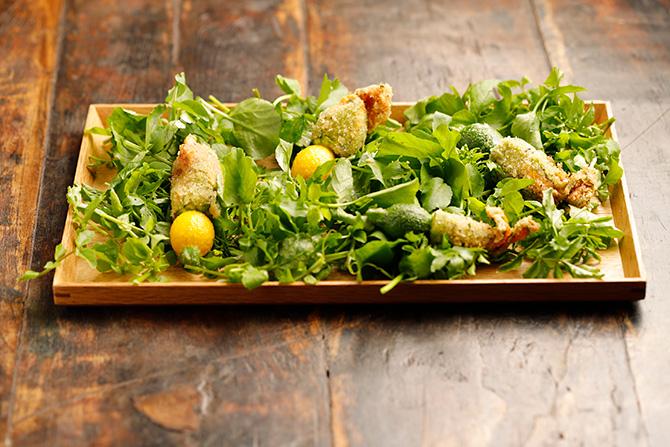 夏野菜料理