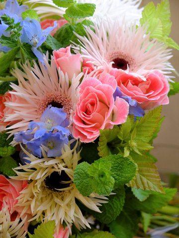 8月24日の贈り花