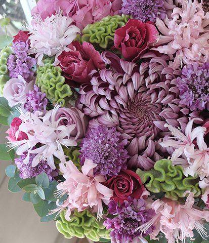 11月2日の贈り花