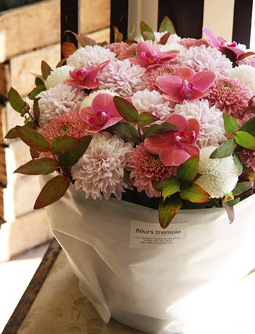 11月6日の贈り花