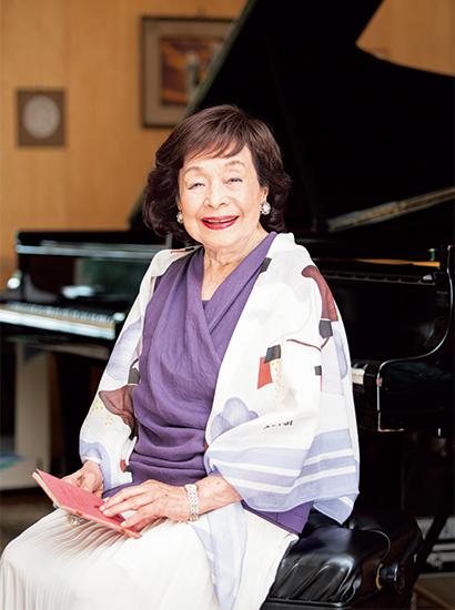 室井摩耶子さん