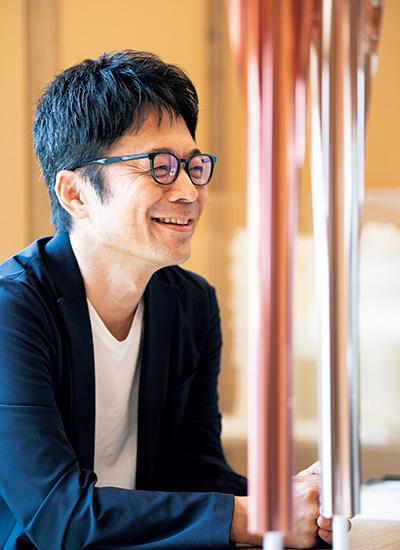 吉岡 徳仁さん