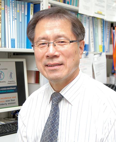 東京都健康長寿医療センター研究所 金 憲経先生
