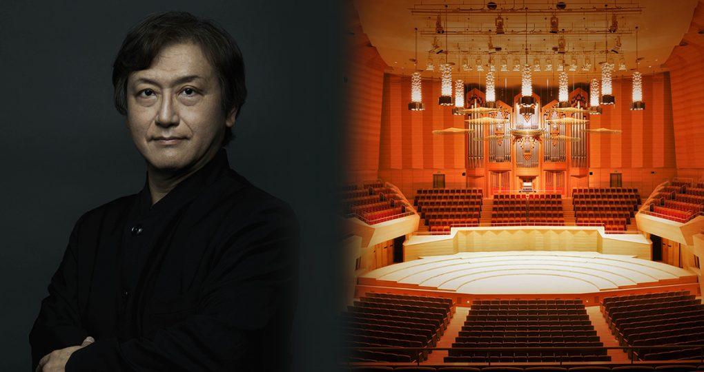 サントリーホールサマーフェスティバル2019 大野和士さん リトゥン・オン・スキン