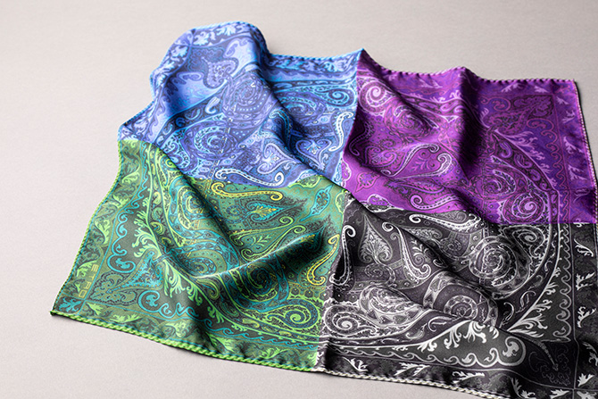 エトロのスカーフ