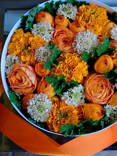 11月17日の贈り花
