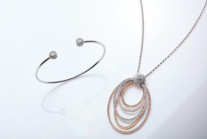 「フォーエバーマーク」のダイヤモンド