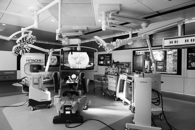 インテリジェント手術室