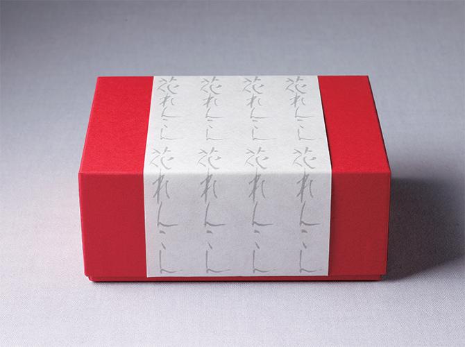 印象的な化粧箱