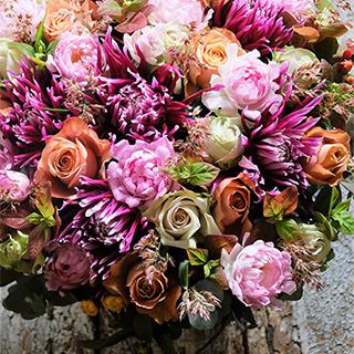 11月21日の贈り花