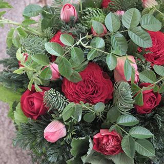 12月13日の贈り花