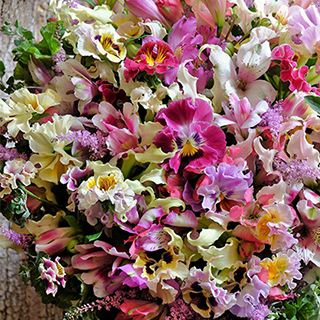 12月14日の贈り花