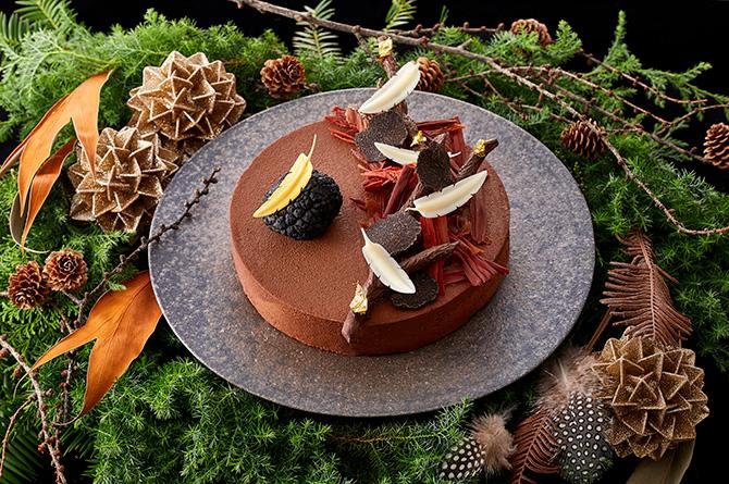 帝国ホテルのクリスマスケーキ