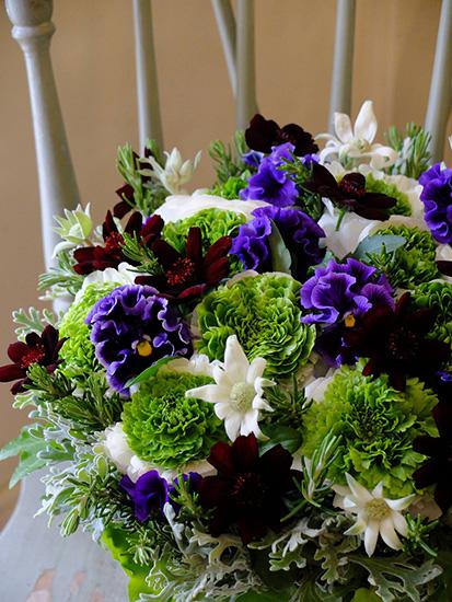 1月6日の贈り花