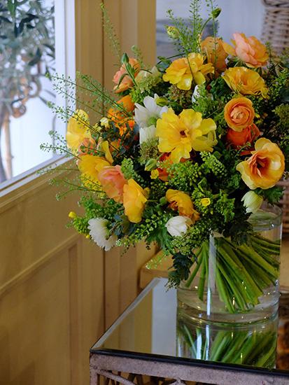 1月30日の贈り花