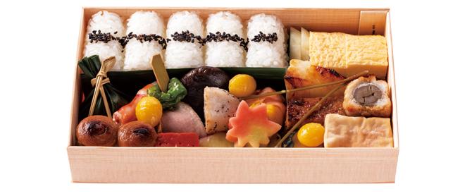 歌舞伎座まで一流の味を配達 銀座 うち山の「お弁当」