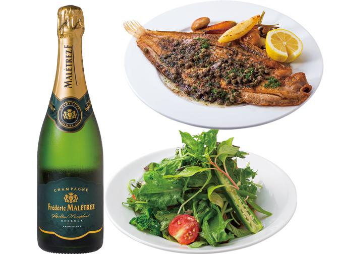 夜もこだわりの料理とワインをビストロ・ヌガの「60種類のグランドメニュー」