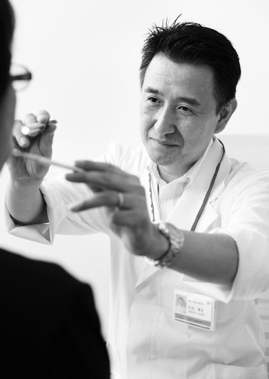 岩渕博史(いわぶち・ひろし)先生