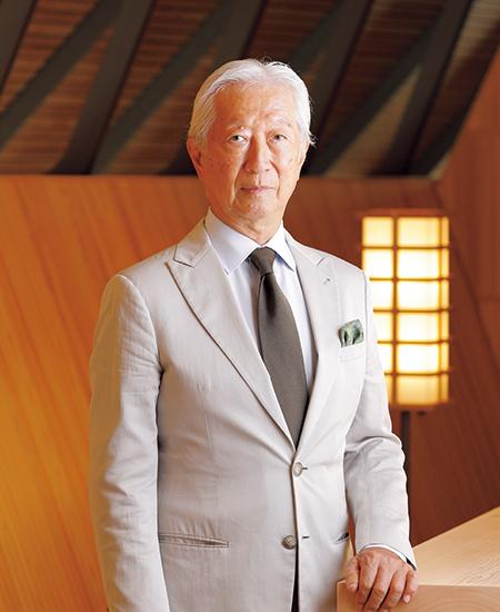 とらや17代店主 黒川光博さん