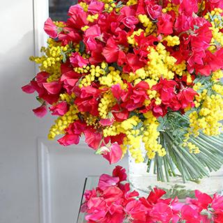 1月21日の贈り花