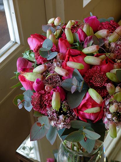 2月21日の贈り花