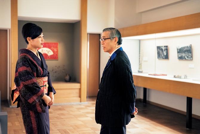 内田さんと梶川さん