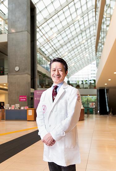 東京女子医科大学病院 病院長 田邉一成先生