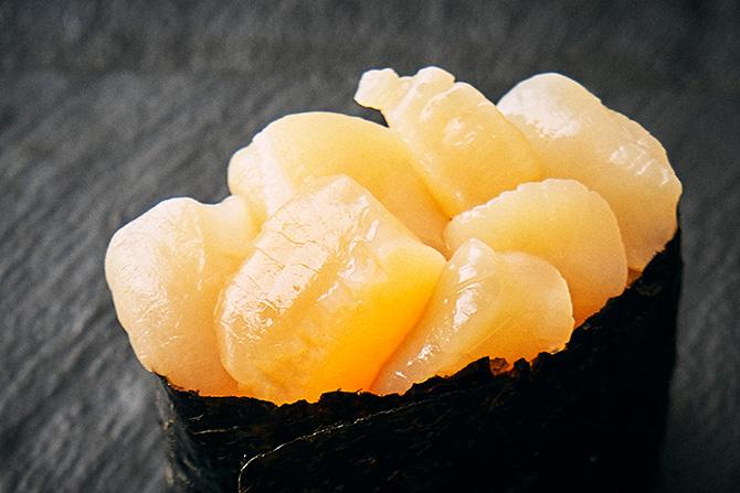 豊洲市場で旬を味わう寿司講座 第一弾は春の貝づくし