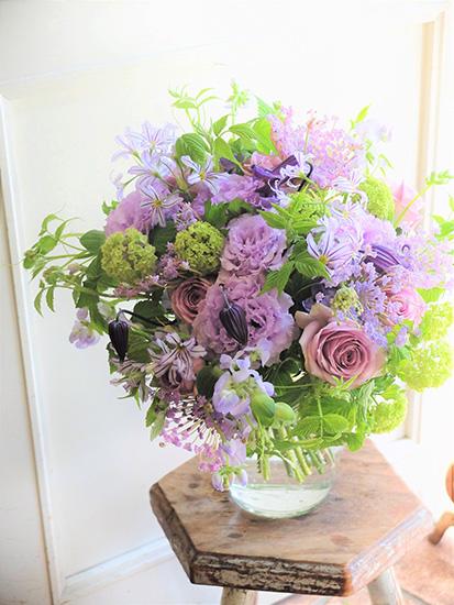 4月27日の贈り花