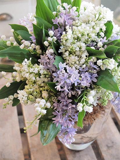 5月1日の贈り花