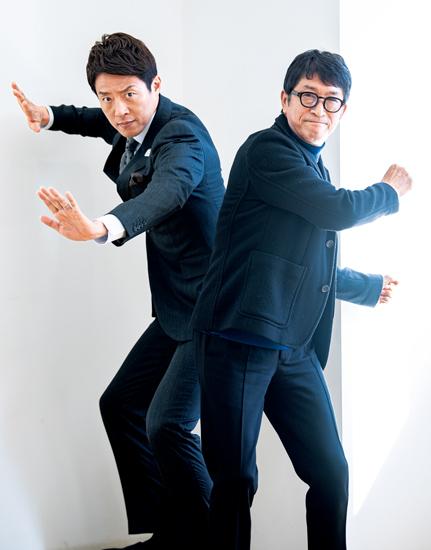 松岡さんと廣村さん