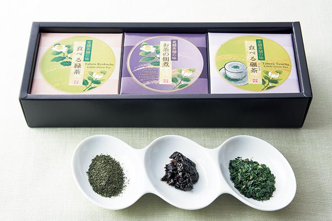 福寿園の食べる緑茶 お茶の佃煮 食べる碾茶