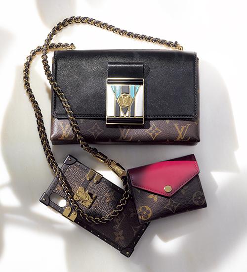 ルイ・ヴィトンのバッグ「ポシェット・LVテルマ」