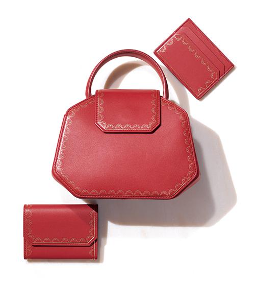 カルティエのバッグ「ガーランド ドゥ カルティエ」