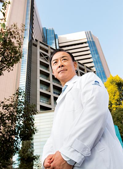 国立がん研究センター中央病院 病院長 西田俊朗先生