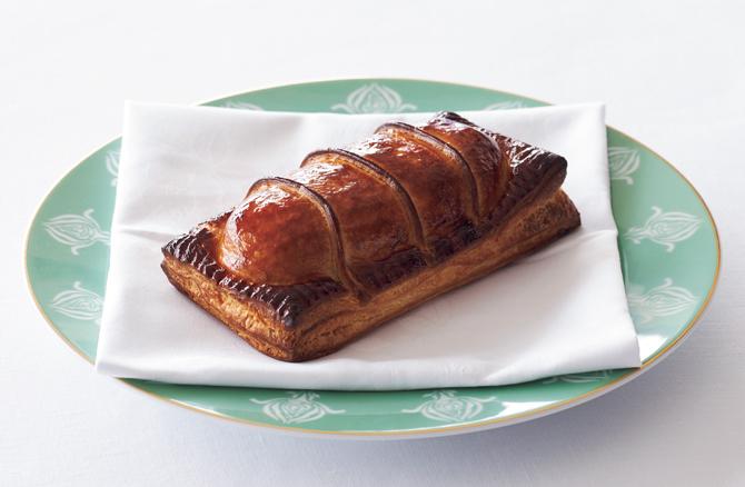 加太の鯛のパイ