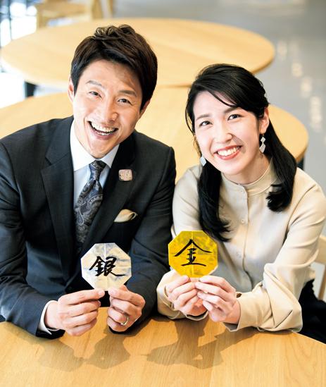 松本さんと松岡さん