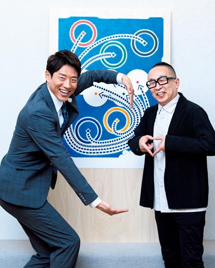 松岡さんと佐藤さん