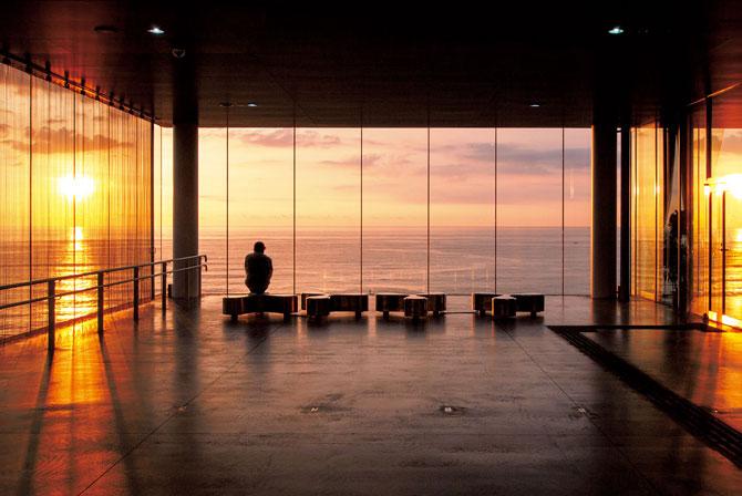 ふるさとの絶景【茨城県】日立駅から見る太平洋
