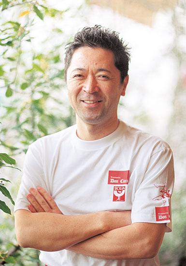 石川 勉さん