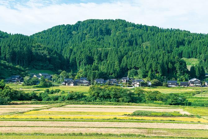 ふるさとの絶景【石川県】奥能登の里山と 集落の景観