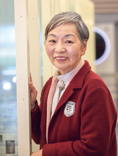 中村桂子さん