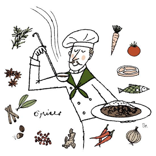 家庭画報のレジェンド・レシピ「名人カレー」